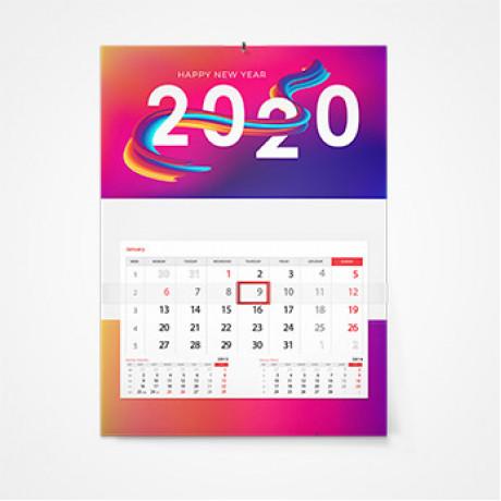 Дизайн календарей в Воронеже